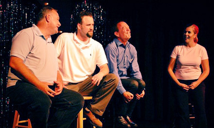Positively Funny Inc. - Southside: Improv-Comedy-Show Outing for Two, Four, or Six with Appetizers from Positively Funny Inc. (Up to 60% Off)