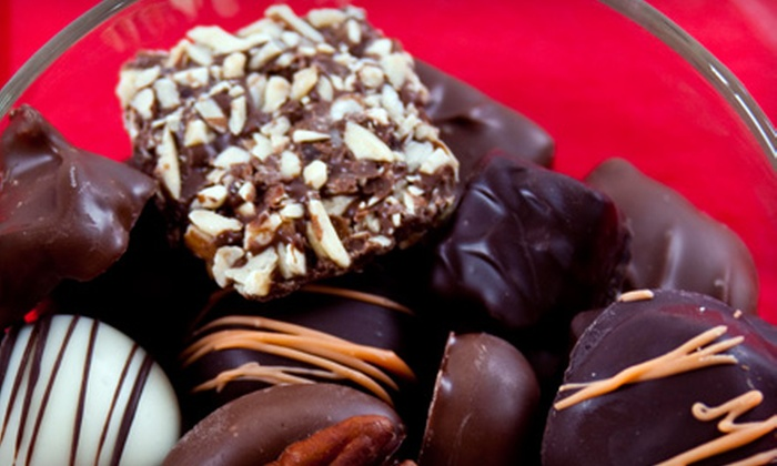 Sweet Chocolat - Roseville: $10 for $20 Worth of Handmade Chocolates and Confections at Sweet Chocolat in Roseville