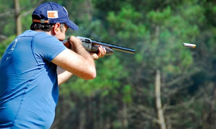 Etowah Valley Sporting Clays - Dawsonville: Skeet-Shooting Experience for Two or Four at Etowah Valley Sporting Clays in Dawsonville
