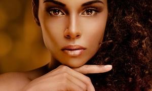 Salon Atara: Haircut with Shampoo, Color or Partial Highlights, or Full Highlights at Salon Atara (Up to 57% Off)