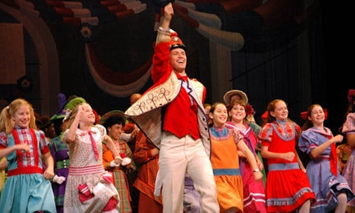 "Broadway in the Park - El Segundo: $19 for Two Tickets to ""The Music Man"" at Broadway in the Park in El Segundo (Up to $40 Value)"