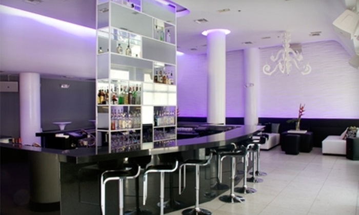 Mova Lounge - City Center: $15 for $30 Worth of Drinks at Mova Lounge in Miami Beach