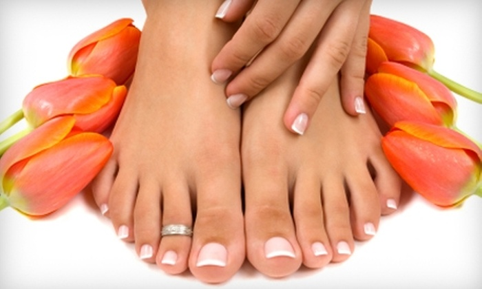 My Dream Nail - Scarborough: $25 for a Deluxe Shellac Manicure and Paraffin Wax at My Dream Nail in Scarborough