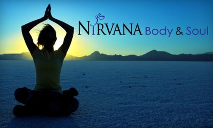 Nirvana Body and Soul - Fontana: $60 for an Eight-Hour Meditation Workshop or a Seven Week Session of 90-Minute Meditation Classes at Nirvana Body and Soul ($120 Value)