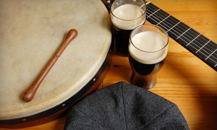 Playwright Irish Pub - Koreatown: $15 for $30 Worth of Irish-Inspired Fare and Drinks at Playwright Irish Pub
