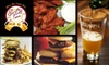 Ed's Tavern  - Dilworth: $10 for $25 Worth of Gourmet Bar Fare at Ed's Tavern