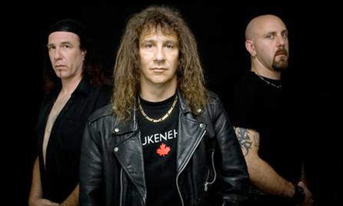 Anvil - South Loop: One General-Admission or VIP Package to See Anvil at Reggies Rock Club on February 23 at 8 p.m. (Up to 53% Off)