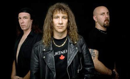 Anvil at Reggies Rock Club on Thurs., Feb. 23 at 8PM: General Admission Package - Anvil in Chicago
