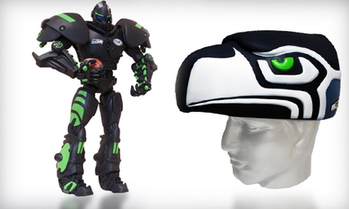 Foamheads: $19 for $40 Worth of Sports Accessories and Novelty Items from Foamheads.com