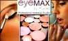eyeMAX Cosmetics - Fishers: $20 for $55 Toward Custom Cosmetics, Makeup Lessons, Facials, and More at EyeMAX Professional Makeup Studio