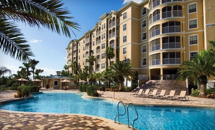 Option 1: Studio or One-Bedroom Unit for Up to Four - Weeklong Florida Vacation in