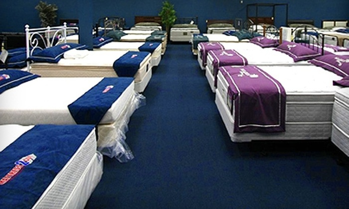 Mattress 2 Go - Multiple Locations: $50 for $200 Toward Mattresses, Furniture, and More at Mattress 2 Go