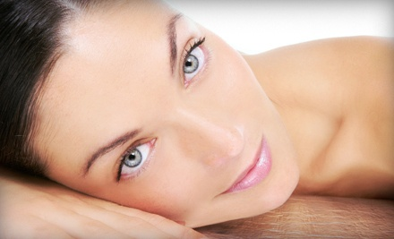 1 Lightwave Treatment with Antioxidant Peel (a $135 value) - trioSkincare in Concord