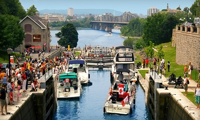 Rideau Canal Festival - Ottawa: $10 for a Five-Day Festival Passport to Rideau Canal Festival ($20 Value)
