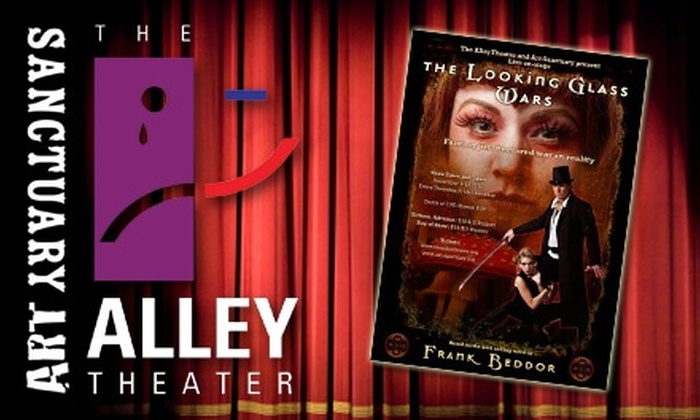 Art Sanctuary & The Alley Theater - Butchertown: $22 for a Ticket Package at Art Sanctuary & The Alley Theater