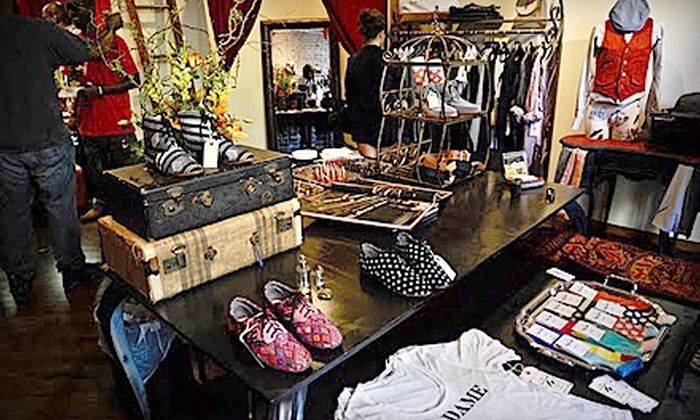 Sir & Madame - Ukrainian Village: $37 for $75 Worth of Boutique Apparel and Accessories at Sir & Madame