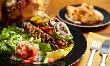 $15 for $25 Worth of Indian Cuisine at Suvai