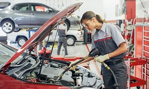 Central City Toyota: $20 for Oil Change, Car Wash, Tire Rotation, and Multi-Point Inspection at Central City Toyota($157 Value)