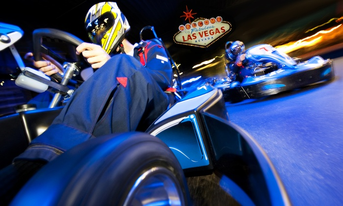 Gene Woods Racing Experience - Enterprise: Go-Kart Races with VIP Options at Gene Woods Racing Experience (Up to 65% Off). Five Options Available.