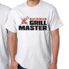 "63% Off a Personalized ""Grill Master"" T-Shirt"