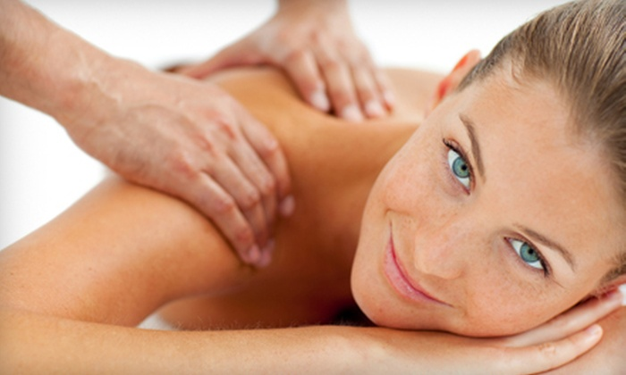 Healing Arts Integrated Massage - The Main Touch Massage and Wellness Center: 60- or 90-Minute Massage at Healing Arts Integrated Massage and Art Gallery in Spokane Valley (Up to 57% Off)
