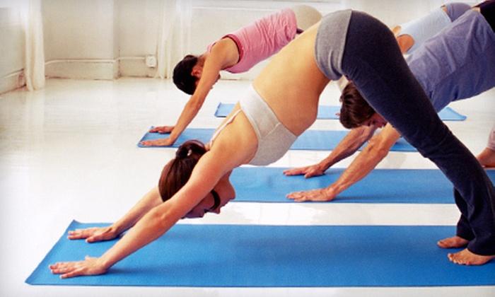 Pura Vida Hot Yoga - Chandler: 10 or 15 Hot-Yoga Classes at Pura Vida Hot Yoga (Up to 72% Off)