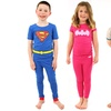 2-Piece Boys' and Girls'  DC Comics Fitted Pajamas