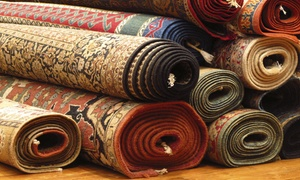 West Chester Rug Gallery: Elegant Area Rugs and Runners at West Chester Rug Gallery (50% Off). Two Options Available.