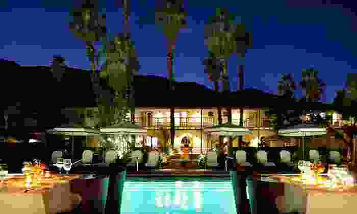 null - Los Angeles: Stay at Colony Palms Hotel in Palm Springs, CA