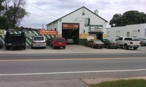 Shall-Martin Garage Inc.: Auto Inspection and Emissions Test from Shall-Martin Garage Inc. (58% Off)