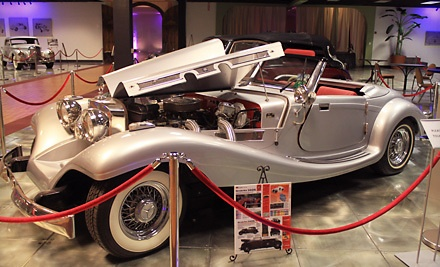 2 Admissions (a $20 value) - North Texas Automotive Museum in Richardson