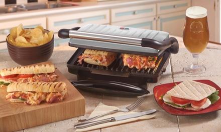 cooks professional panini maker