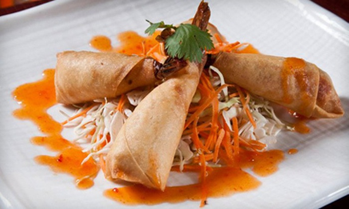 Heritage Asia - Glover Park: Thai Food for Two or Four at Heritage Asia (Half Off)