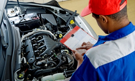 $99.95 for a Spring Maintenance Package at Meineke Car Care Center ($217.82 Value)
