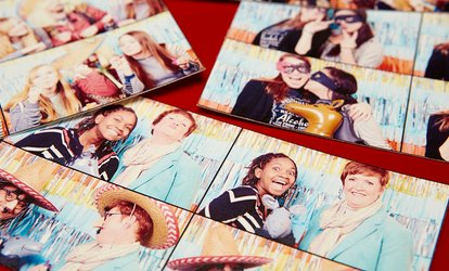 Up to 87% Off Photo Booth Rental from AR Photobooths