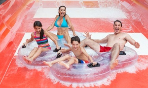 Up to 38% Off General Admission to Splash House Water Park at Splash House, plus 6.0% Cash Back from Ebates.