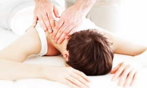 Shoreline Family Chiropractic and Wellness: Spine Evaluation, Massage, and One or Two Adjustments at Shoreline Family Chiropractic and Wellness (Up to 88% Off)