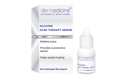 Dermedicine Advanced Skincare Silicone Scar Therapy Serum