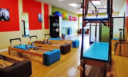 $49 for One Month of Unlimited Fitness Classes at The Classical Pilates Company ($175 Value)