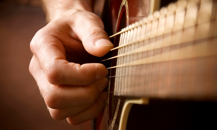 Gahanmusic - The Waterfront: $28 for $50 Toward Guitar Lessons