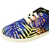 Twisted Printed Women's Tennis Shoes (Size 6.5)