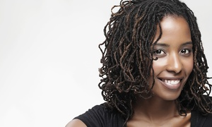 Healing Hands Hair Salon: Haircut with Option for Color, Highlights, or Relaxer with Joycelyn Housley at Healing Hands Hair Salon (Up to 54% Off)