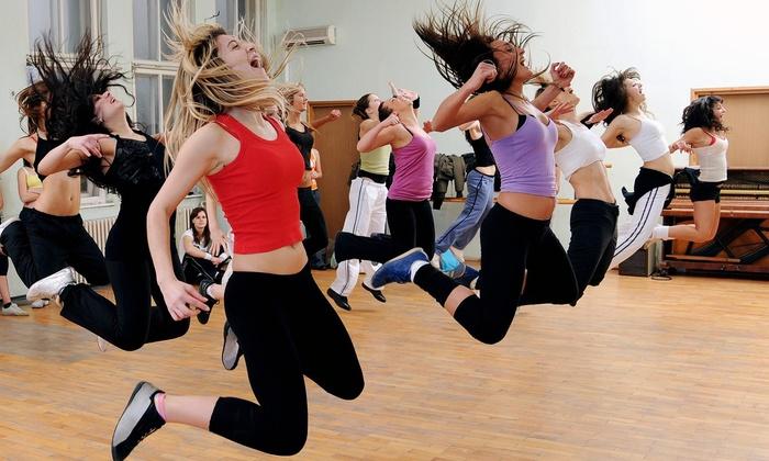 Dance 4 Life Fitness Studios - Port Richmond: 20 Dance-Fitness Classes at Dance 4 Life Fitness Studios (70% Off)