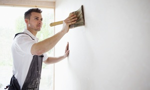 Plus Painting Works: Studio or One-, Two- or Three-Bedroom Apartment Painting by Plus Painting Works