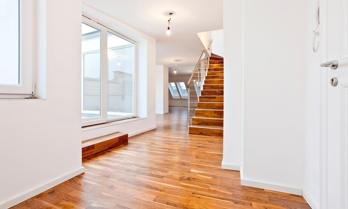 Royal Treatment - Columbia: Hardwood Floor Cleaning from Royal Treatment (50% Off)