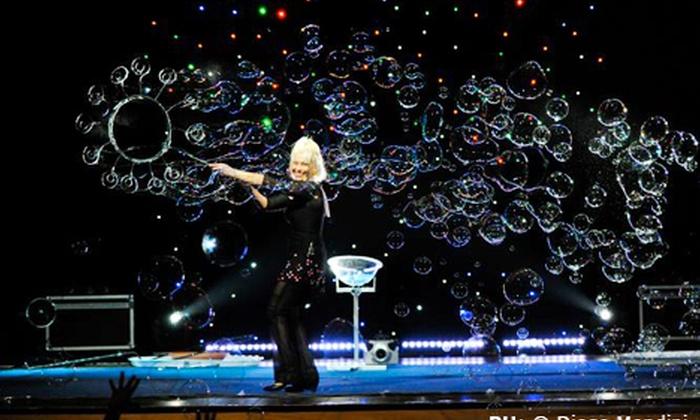 Dimensioni Eventi - Borgaro Torinese (TO): Mille bolle magiche - Biglietto per lo spettacolo che farà sognare grandi e piccini a 9,50 €