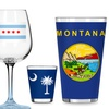 2-Piece State Flag Drinkware Sets