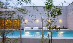 Wu Wei (Wellness) FR: Entrée au spa pour 1 ou 2 personnes avec modelages et boissons en option dès 21,99 € au spa Wu Wei