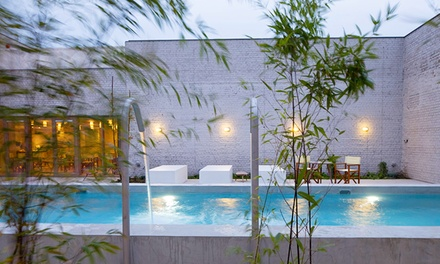 Entrée au spa pour 1 ou 2 personnes avec modelages et boissons en option dès 21,99 € au spa Wu Wei