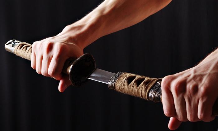 Yamakage Kai | Japanese Swordsmanship - North Queen Anne: $25 for $50 Groupon — Yamakage Kai | Japanese Swordsmanship